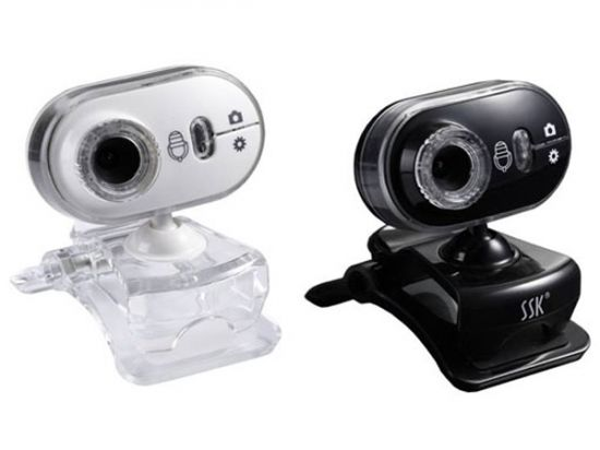 Webcam SSK-SPC032